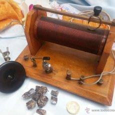Radios de galena: ANTIGUA Y ESPECTACULAR RADIO GALENA. Lote 49599313