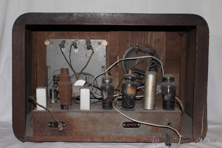 Radios de galena: radio antigua - Foto 2 - 50223181