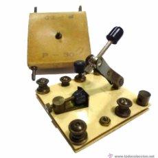 Radios de galena: ANTIGUA Y RARA RADIO DE GALENA MINUS DEPOSE- FRANCIA PRINCIPIOS S.XX. Lote 52805358