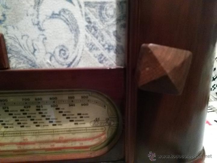 Radios de galena: ANTIGUA RADIO DE VALVULAS IBERIA - Foto 3 - 53315905