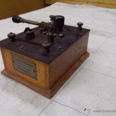 Radios de galena: RADIO GALENA E. BERTRAND. Lote 54105196