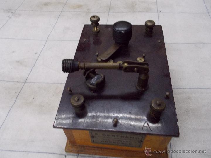 Radios de galena: Radio Galena E. Bertrand - Foto 2 - 54105196