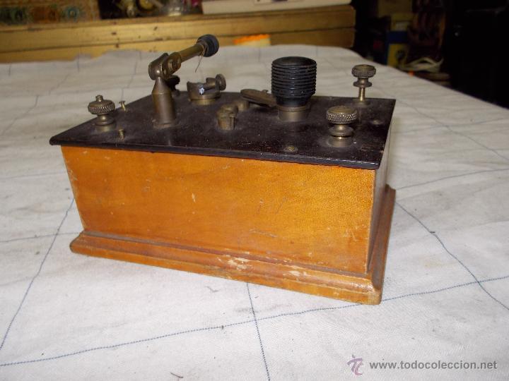 Radios de galena: Radio Galena E. Bertrand - Foto 3 - 54105196