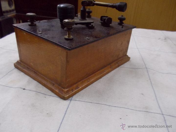 Radios de galena: Radio Galena E. Bertrand - Foto 4 - 54105196