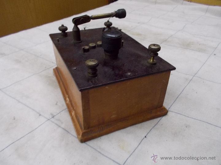 Radios de galena: Radio Galena E. Bertrand - Foto 5 - 54105196