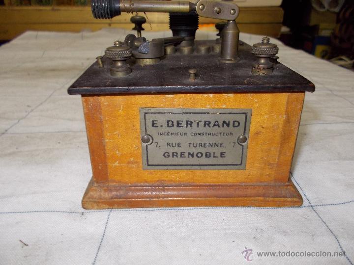 Radios de galena: Radio Galena E. Bertrand - Foto 6 - 54105196