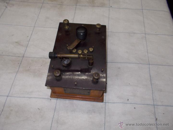 Radios de galena: Radio Galena E. Bertrand - Foto 8 - 54105196