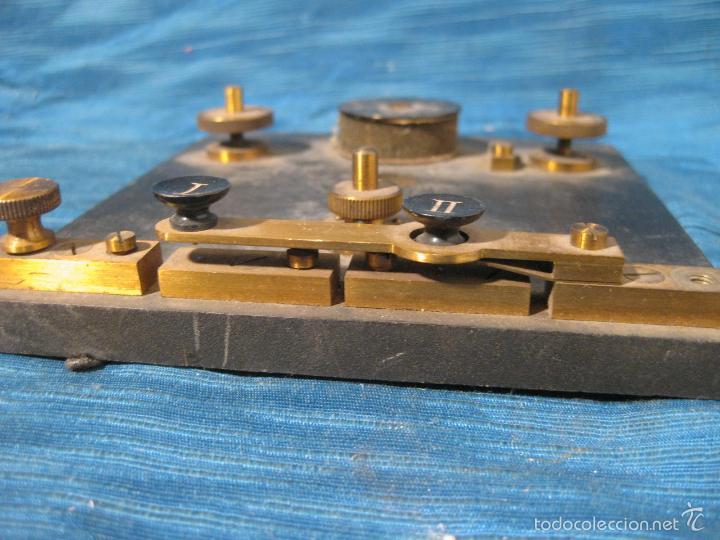 Radios de galena: Restos de un aparato de radio. Sin marca. - Foto 2 - 58382039
