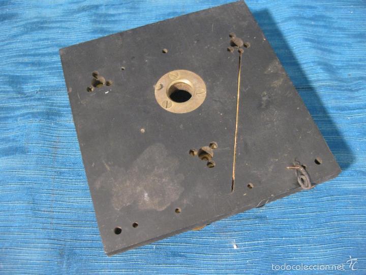 Radios de galena: Restos de un aparato de radio. Sin marca. - Foto 3 - 58382039