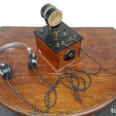 Radios de galena: ANTIGUA RADIO DE GALENA FRANCESA.. Lote 62584236