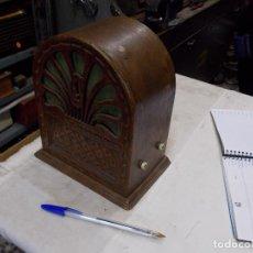 Radios de galena: RADIO GALENA CON FORMA DE RADIO CAPILLA. Lote 74167659