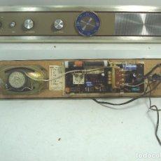 Radios de galena: RADIO VINTAGE PARA EMPOTRAR - HNOS RIPOLLES VINAROZ - CABEZAL CAMA - AÑOS 70 . Lote 78213521