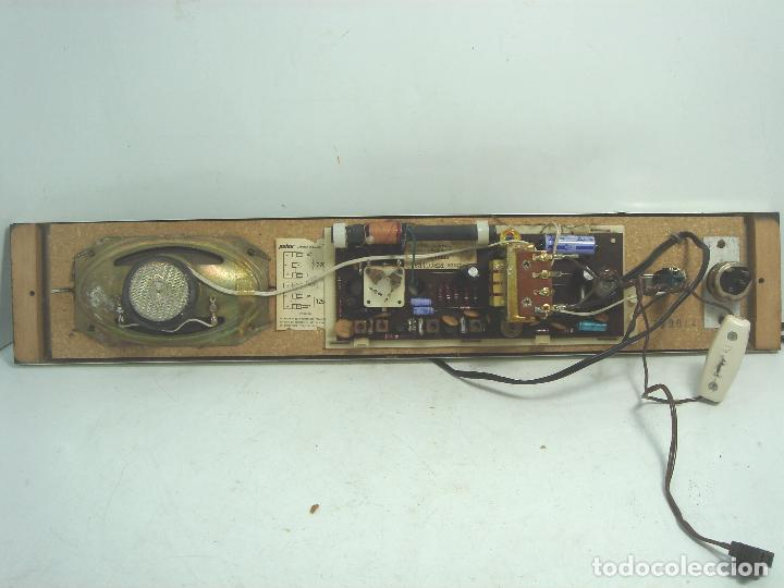 Radios de galena: RADIO VINTAGE PARA EMPOTRAR - HNOS RIPOLLES VINAROZ - CABEZAL CAMA - AÑOS 70 - Foto 6 - 78213521
