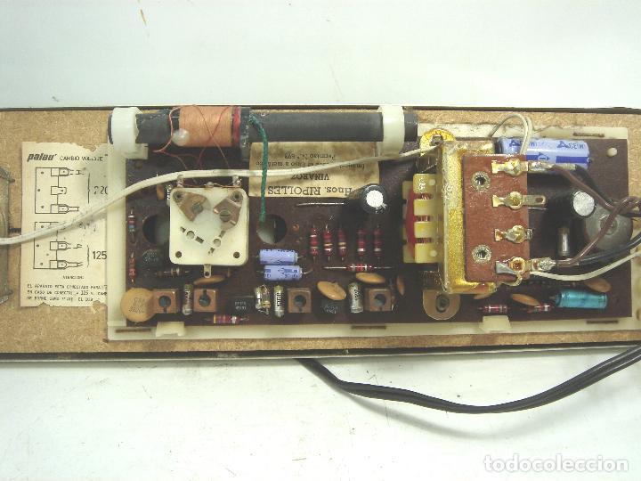Radios de galena: RADIO VINTAGE PARA EMPOTRAR - HNOS RIPOLLES VINAROZ - CABEZAL CAMA - AÑOS 70 - Foto 8 - 78213521