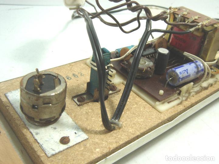 Radios de galena: RADIO VINTAGE PARA EMPOTRAR - HNOS RIPOLLES VINAROZ - CABEZAL CAMA - AÑOS 70 - Foto 10 - 78213521