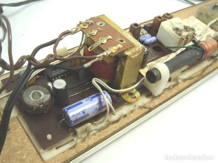 Radios de galena: RADIO VINTAGE PARA EMPOTRAR - HNOS RIPOLLES VINAROZ - CABEZAL CAMA - AÑOS 70 - Foto 12 - 78213521
