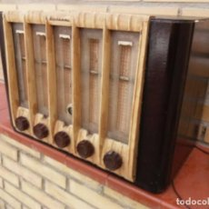 Radios de galena: RADIO ANTIGUA MARCONI. Lote 84536196