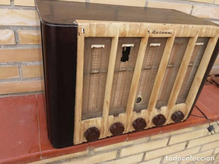 Radios de galena: radio antigua marconi - Foto 2 - 84536196