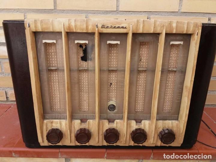 Radios de galena: radio antigua marconi - Foto 3 - 84536196
