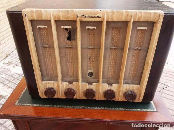 Radios de galena: radio antigua marconi - Foto 7 - 84536196