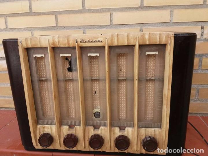 Radios de galena: radio antigua marconi - Foto 8 - 84536196