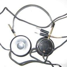 Radios de galena: AURICULARES GALENA ANTIGUOS FUNCIONANDO TESTADOS. Lote 85527840