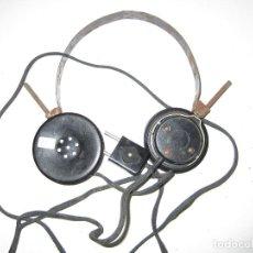Radios de galena: AURICULARES GALENA ANTIGUOS FUNCIONANDO TESTADOS. Lote 85529820