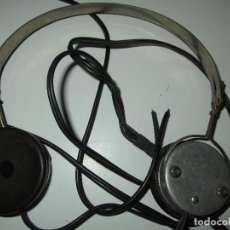 Radios de galena: AURICULARES GALENA ANTIGUOS FUNCIONANDO TESTADOS. Lote 85530672