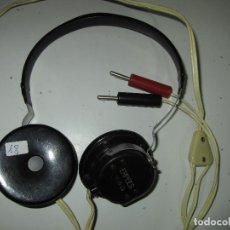 Radios de galena: AURICULARES GALENA ANTIGUOS FUNCIONANDO TESTADOS. Lote 85531536