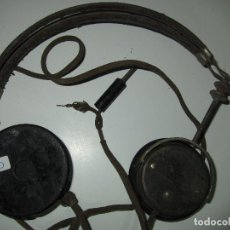 Radios de galena: AURICULARES GALENA ANTIGUOS FUNCIONANDO TESTADOS. Lote 85533288