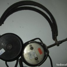 Radios de galena: AURICULARES GALENA ANTIGUOS FUNCIONANDO TESTADOS. Lote 85533520
