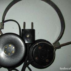 Radios de galena: AURICULARES GALENA ANTIGUOS FUNCIONANDO TESTADOS. Lote 85535060