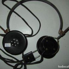 Radios de galena: AURICULARES GALENA ANTIGUOS FUNCIONANDO TESTADOS. Lote 85536288