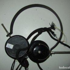 Radios de galena: AURICULARES GALENA ANTIGUOS FUNCIONANDO TESTADOS. Lote 85537000