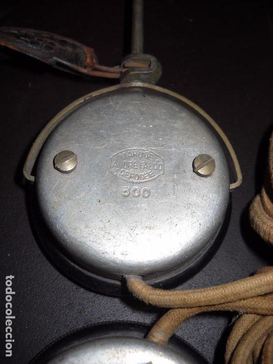 Radios de galena: AURICULARES PARA RADIO DE GALENA,Marque Andre Falco. - Foto 2 - 85917596