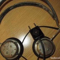 Radios de galena: AURICULARES GALENA ANTIGUOS FUNCIONANDO TESTADOS NEUFELDT & KUHNKE KIEL 2000 OHMS. Lote 91609125
