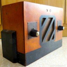 Radios de galena: ANTIGUO RADIO DE GALENA . Lote 145462261