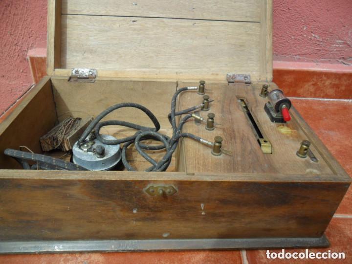 Radios de galena: RADIO GALENA AÑOS 20 - Foto 5 - 97401279