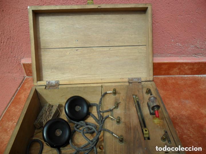 Radios de galena: RADIO GALENA AÑOS 20 - Foto 6 - 97401279