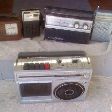 Radios de galena: LOTE RADIOS ANTIGUOS. Lote 103826195