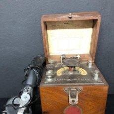 Radios de galena: RADIO GALENA BTH INGLATERRA. Lote 109979699