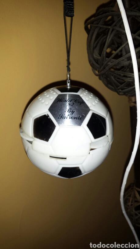Radios de galena: Radio AM pelota fútbol Mundial España '82 - Foto 2 - 110445476