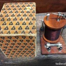 Radios de galena: RADIO ANTIGUA, GALENA BELL, DETEKTOR, GALENE, TSF. Lote 112900351