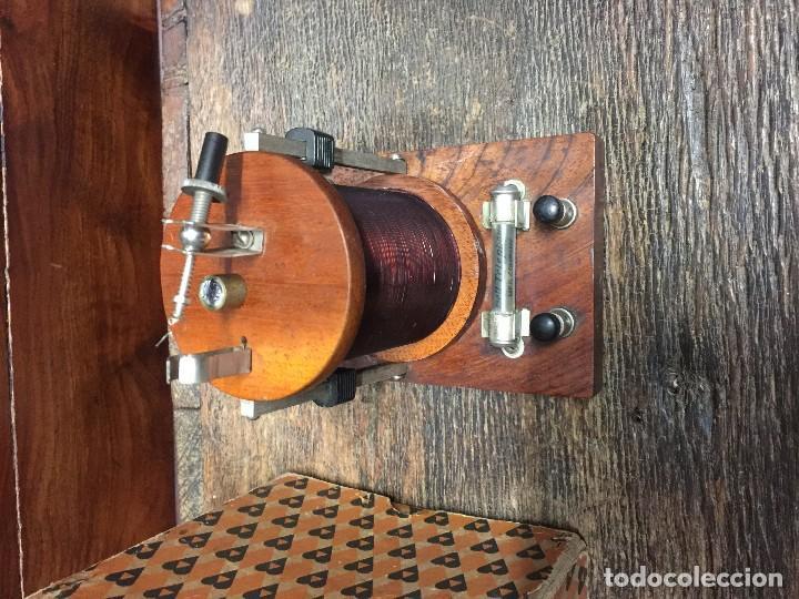 Radios de galena: RADIO ANTIGUA, GALENA BELL, DETEKTOR, GALENE, TSF - Foto 2 - 112900351