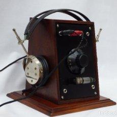 Radios de galena: ANTIGUA RADIO GALENA. Lote 115462779