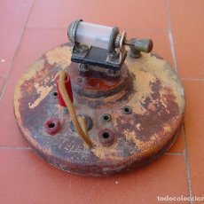 Radios de galena: ANTIGUA RADIO DE GALENA, CON DETECTOR,,,,SANNA. Lote 116530151