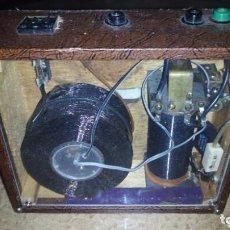 Radios de galena: RADIOSTORSCHUTZ MIT. RARO APARATO ALEMAN.. Lote 116903819