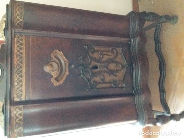 Radios de galena: mueble radio zenith - Foto 3 - 123548087