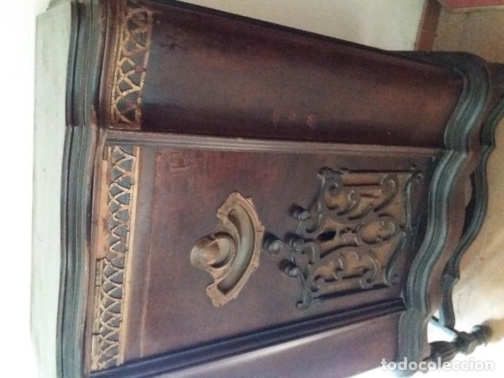 Radios de galena: mueble radio zenith - Foto 6 - 123548087