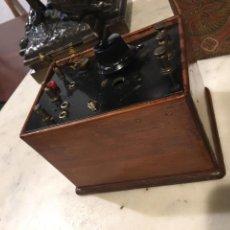 Radios de galena: ANTIGUA RADIO DE GALENA, ORIGINAL. Lote 132423666
